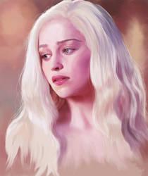 Not a Queen, a Khaleesi. by AnEndlessVanity