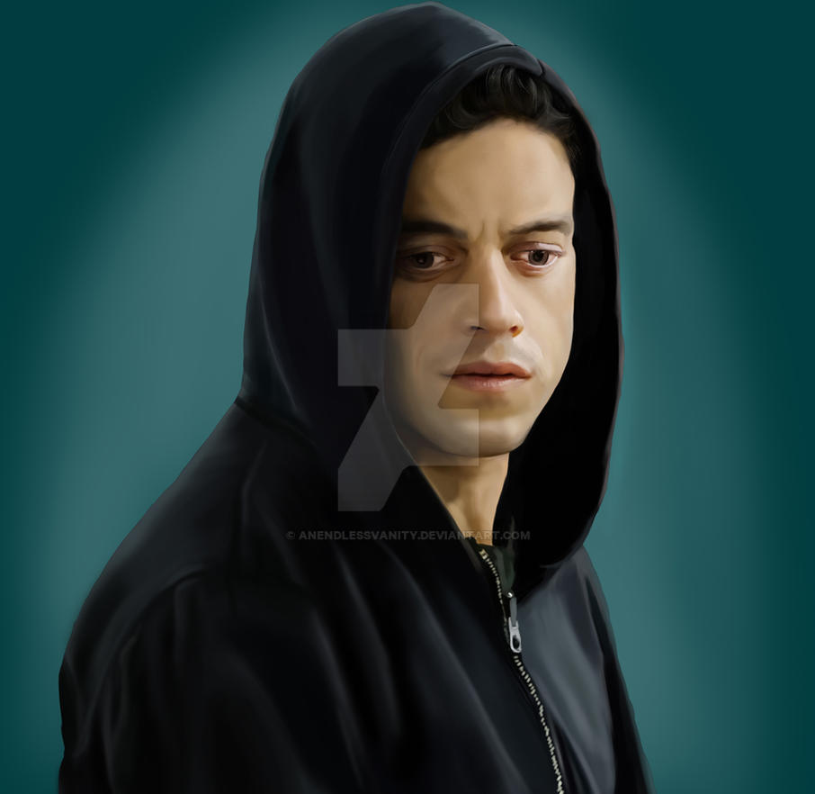 Mr. Robot by AnEndlessVanity