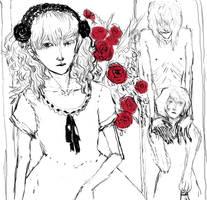 nightmare demons by limblesslove