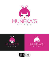 Lotipo Munekas Style by centauros-graphic