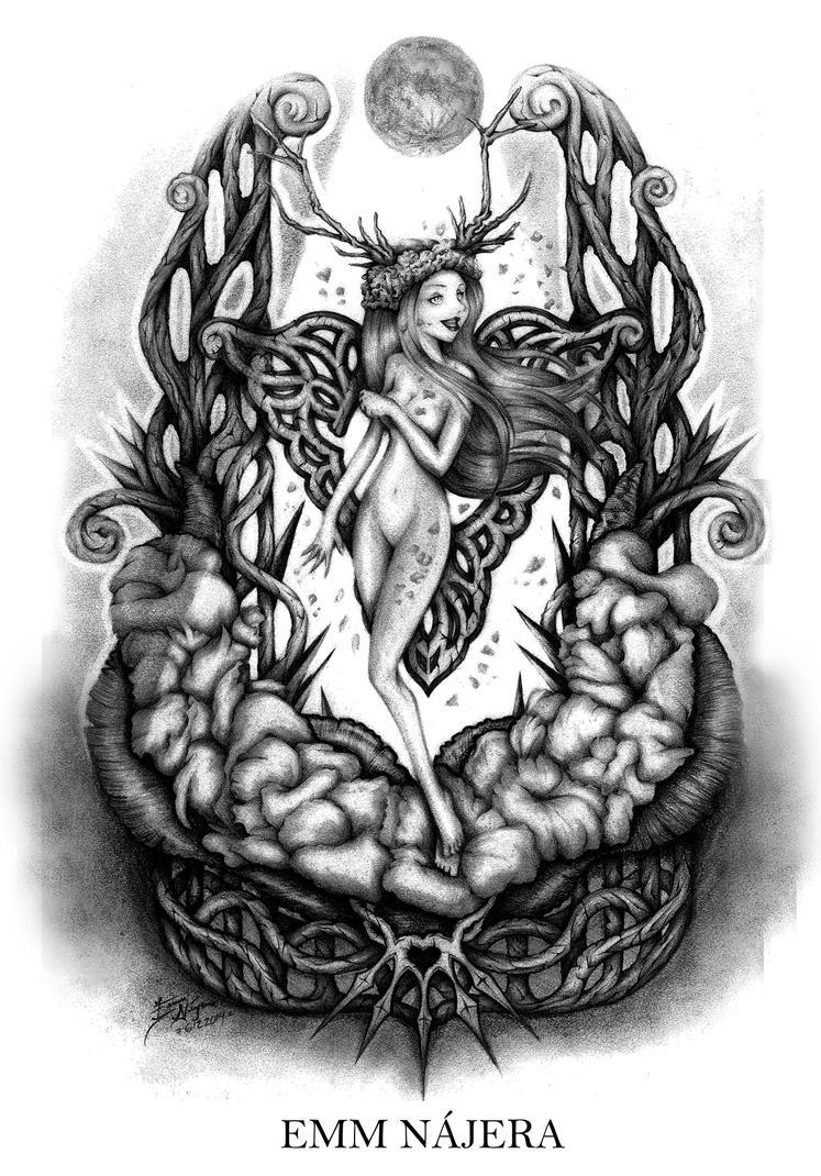 Luz de Luna by centauros-graphic