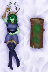 Huntress wizard Dakimakura