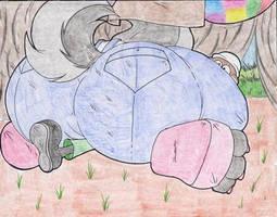 Destiny and Griff's fun. by boykingkilla