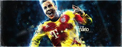 Mario Goetze - Welcome to Bayern Munich!