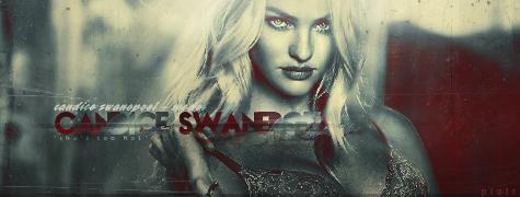 Candice Swanepoel Signature by Piotr-Designs