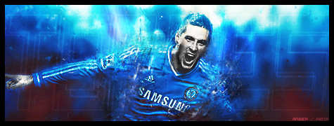 Fernando Torres  collab with Angier by Piotr-Designs