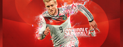 Andre Schurrle - Germany WM 2014 by Piotr-Designs