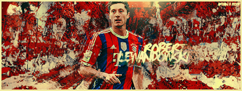 Robert Lewandowski l collab with ardian by Piotr-Designs