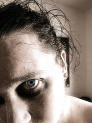 Just an eye by Tyziel