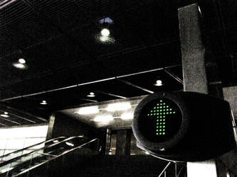 The green light reworked by Tyziel