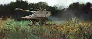 Walker Tank by Milkduster