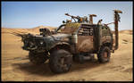 Mad Max Jeep