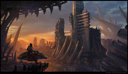 Bone City by Milkduster