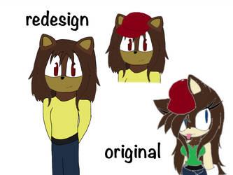 Liara Redesign by Destinyhunter77