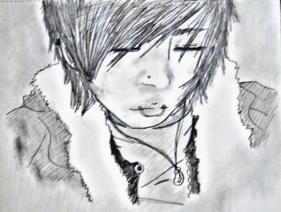 Emo boy by fallenangelzan on deviantart emo boy by fallenangelzan thecheapjerseys Image collections