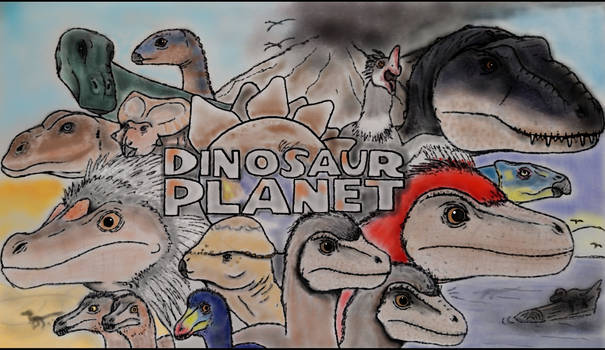 Back in 2003: Dinosaur Planet