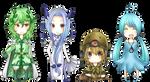 Gijinka Request - 05