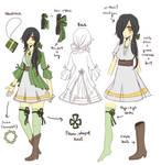 Commish: Sorako outfit
