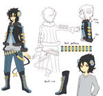 Commish: Zeus outfit