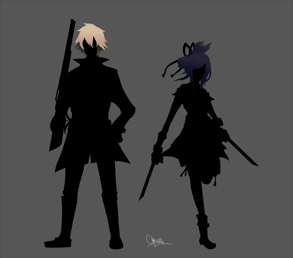 DWSK: WK silhouettes II by crino-line