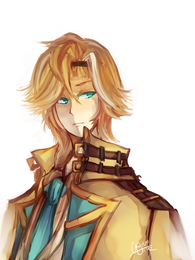 Gil by crino-line