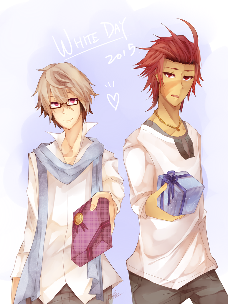 White Day by crino-line