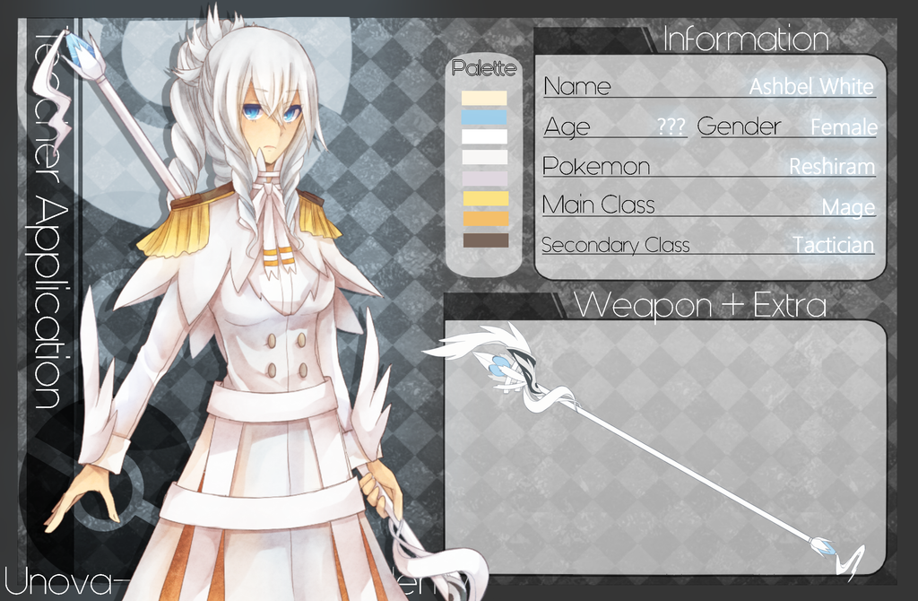 [UCA] Ashbel White by crino-line