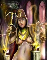 Priestess Of Set by doomritual