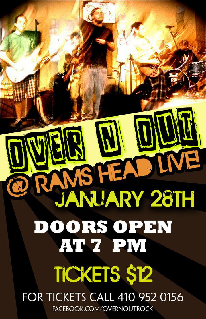 Rock Band Flyer by snowskateskim21 on DeviantArt