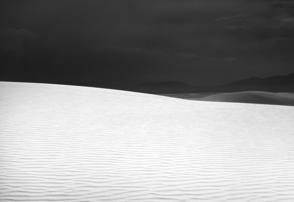 White Sands Mono by Meenigma