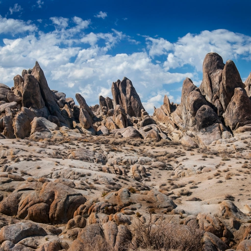 Alabama  Hills 1 by Meenigma