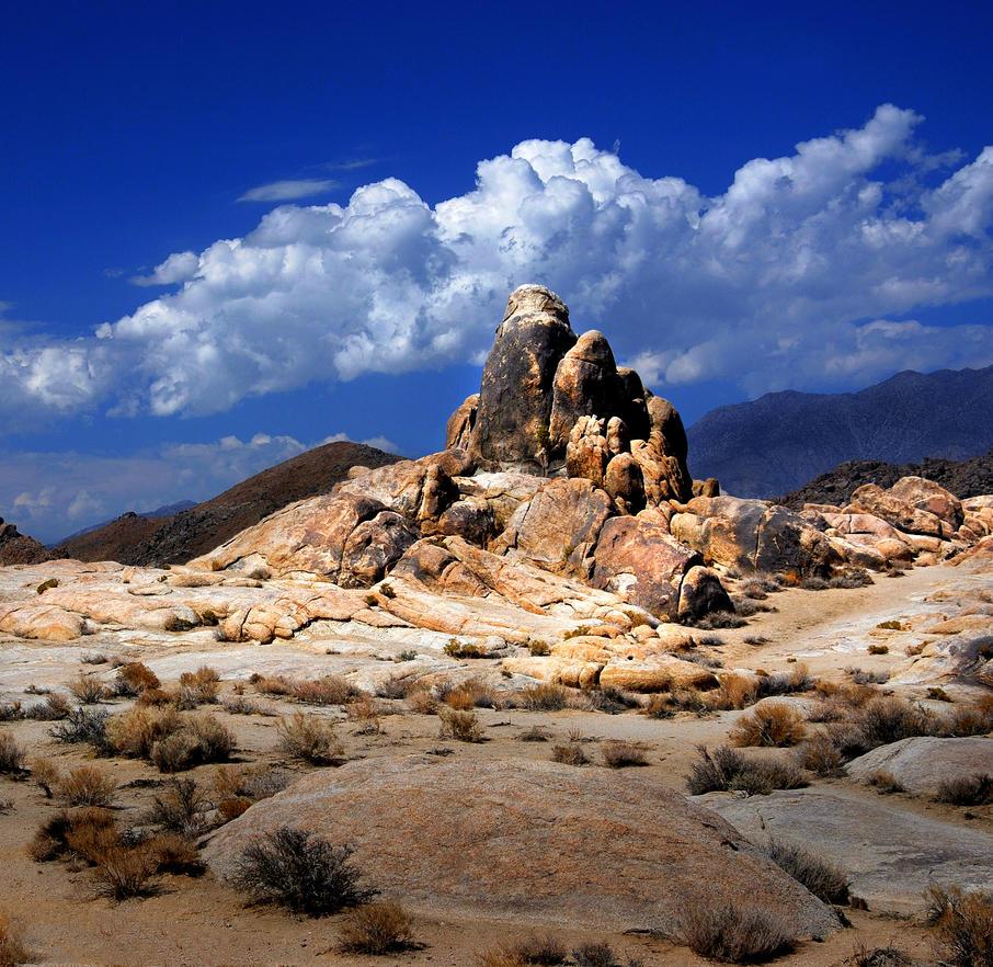 Eastern Sierras 2 by Meenigma