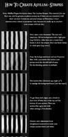 How to create Asylum-Stripes