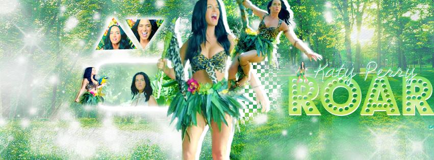 Katy Perry Roar Cover Photo By AlwaysSmiler by ...