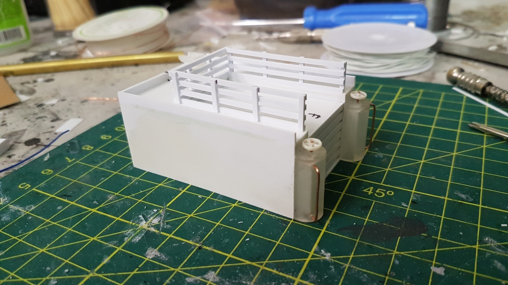 A Replacement No  2 for the BVLC (On30 Scratch-Bash) | Model