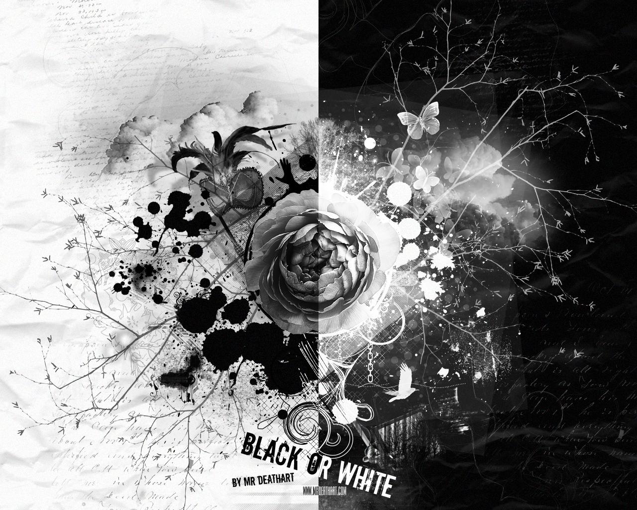 45 Stunning Black And White Wallpaper Showcase Tripwire