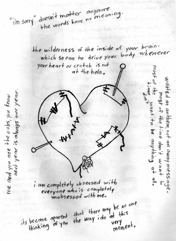 Pete Wentz Quotes And Gc Heart By Blinkin Park 182 On Deviantart
