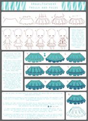 Tutorial - Frills and Folds