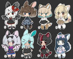 Adoptables D (CLOSED)