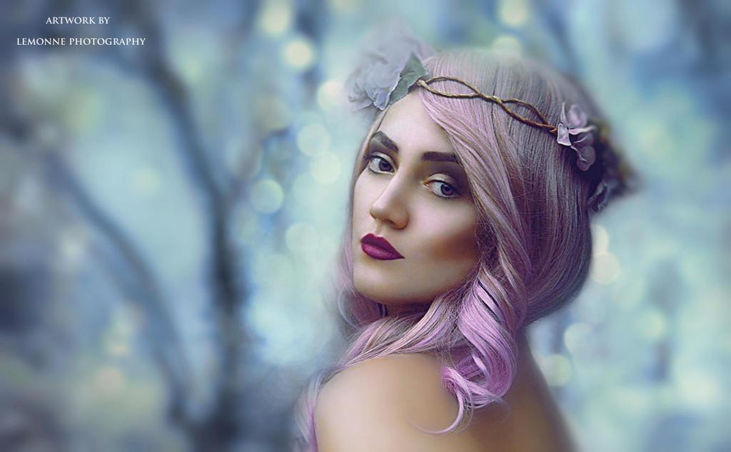 The Bride by lemonnephotography