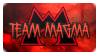 Stamp - Team Magma by kaitoupirate