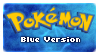 Stamp - PKMN Blue Version by kaitoupirate