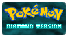 Stamp - PKMN Diamond Version by kaitoupirate