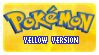 Stamp - PKMN Yellow Version by kaitoupirate