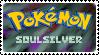 Stamp - PKMN Soul Silver Ver.