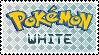 Stamp - PKMN White by kaitoupirate