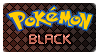 Stamp - PKMN Black by kaitoupirate
