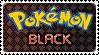 Stamp - PKMN Black by kaitoupirate