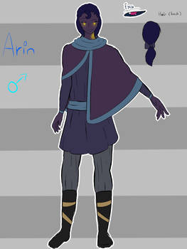 Arin, the Count of Urheit, Reference