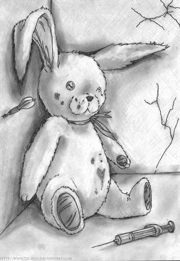 Bunny by 722-sero